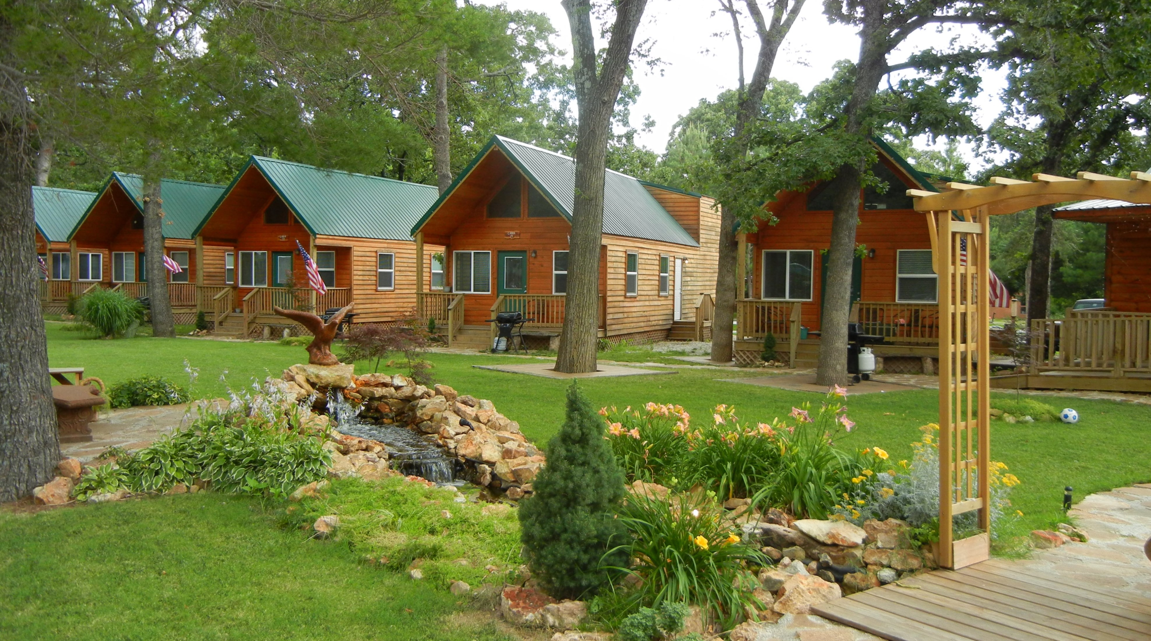 Grand lake ok cabin rentals hotel motel accommodations for Grand lake cabins